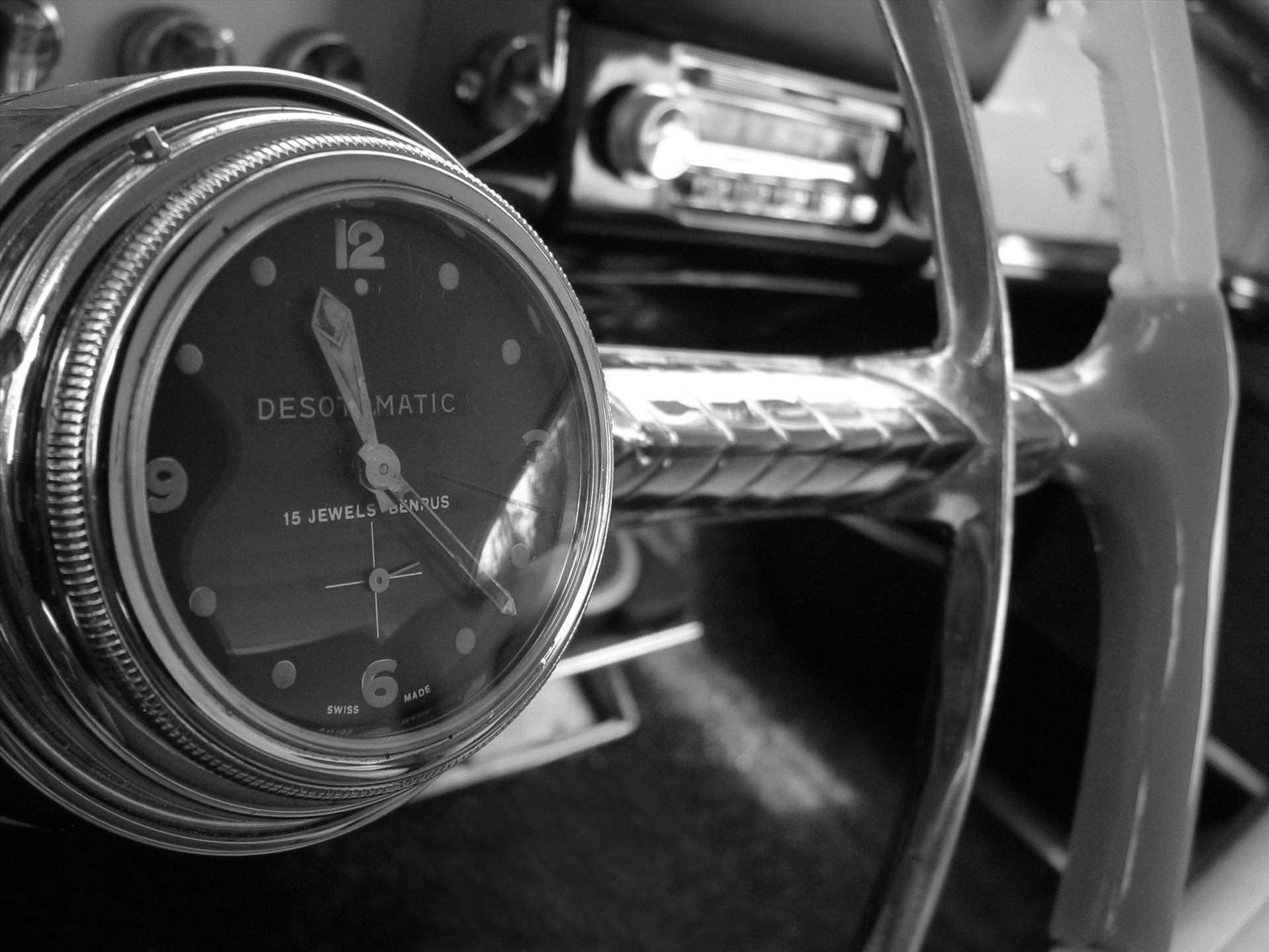Vintage Fine Art Car Collection 11 - 1956 Desoto 